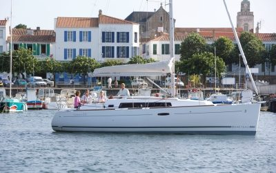 Oceanis34 Ipanema Dubrovnik