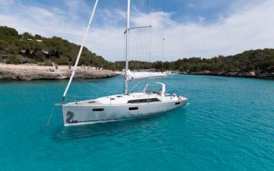 Segelboot Beneteau Oceanis 41.1 in Bucht Kroatien