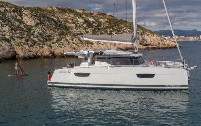 Katamaran_Astrea42_Yachtcharter_Kroatien_Ultra_Sailing (3)