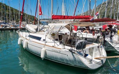 Oceanis37_Triggerson_Yachtcharter_Dubrovnik_Kroatien (12)