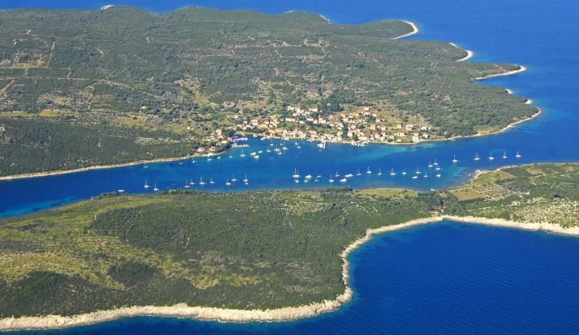 Insel Ilovik und Sveti Petar Kvarner